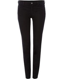 J28 Mid Rise Super Skinny Jean