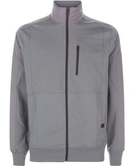 Ratio Full Zip Track Sweatshirt