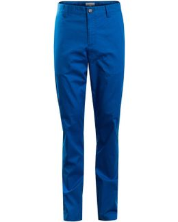 Cotton Stretch Chino Trouser