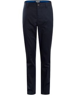 Cotton Stretch Chino Trouser