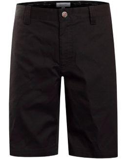 Cotton Stretch Chino Short