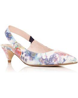 Ciervo Court Shoes