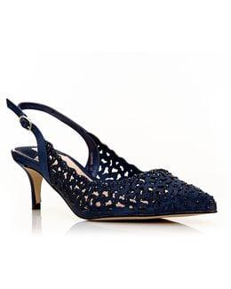 Lunas Court Shoes