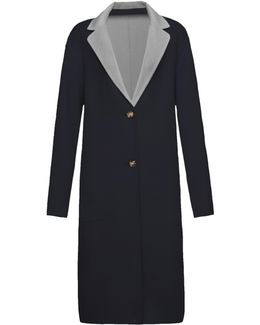 Giselle Reversible Wool Coat
