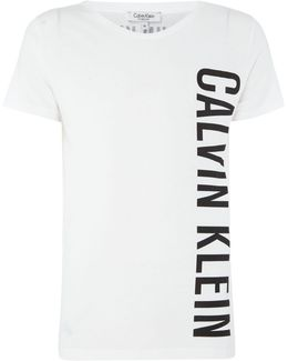 Side Logo T-shirt