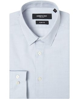Wooster Slim Fit Textured Shirt