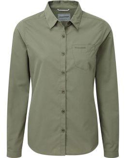 Kiwi Long Sleeved Uv Protection Shirt