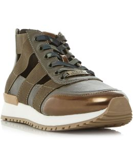 Trinity Sm Lace Up Trainers
