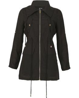 Long Sleeve Zip Up Jacket