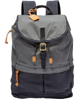 Defender Waxed Canvas Backpack