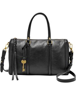 Kendall Leather Satchel