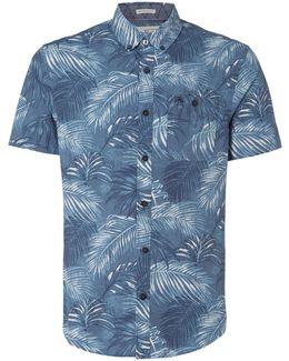Fern Printed Short Sleeve Shirt