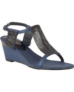 Klaudia Wedge Sandals