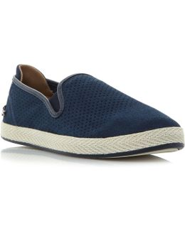 Tombre Slip-on Suede Espadrille