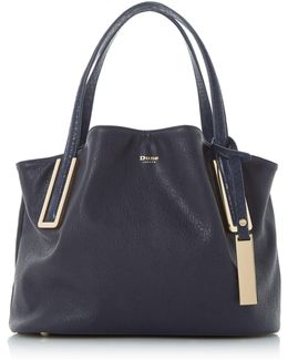 Dolliss Slouchy Double Top Handle Bag