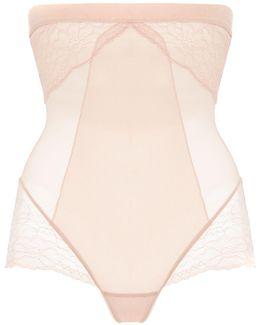 Lace Collection High Waisted Brief