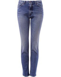 Straight Ankle Suky Dubst Jeans