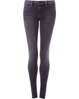 Mid Rise Skinny Nora Jeans