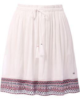 Drapey Skirt