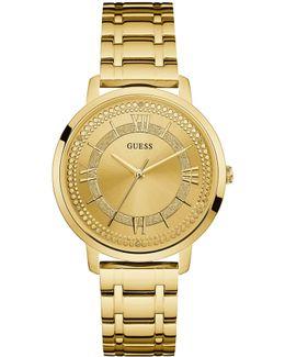 W0911l5 Ladies Silicone Strap Watch