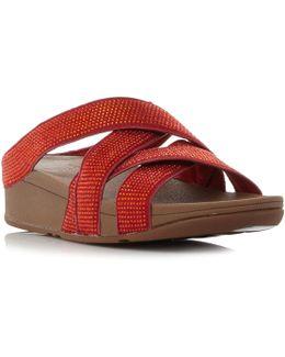 Slinky Rokkit Criss Cross Sandals