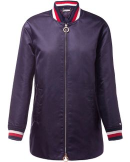 Bridget Long Varsity Jacket