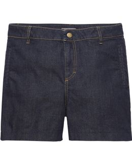 Tailored Rina Shorts