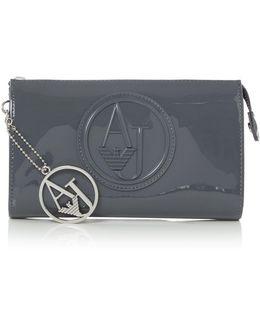Eco Patent Clutch Bag