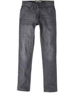 Slim-fit Grey Tim Jeans