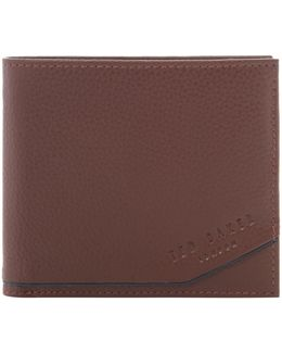 Persia Coloured Leather Bi-fold Wallet