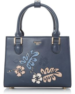 Dany Cut Out Flower Bag