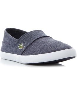 Marice Chambray Slip On Shoes