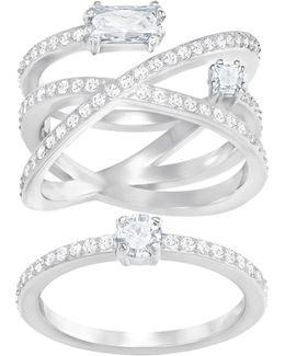 Gray Ring Set