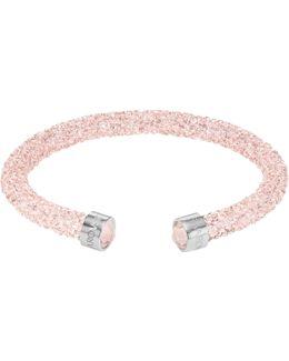 Crystaldust Cuff, Light Pink