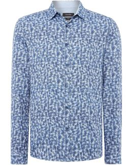 Galen Print Shirt