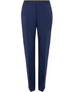 Paris Refined Wool Trouser