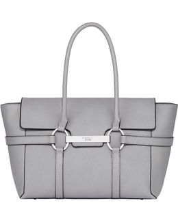 Barbican Large Flapover Tote