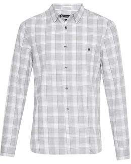 Lifeline Soft Window Check Shirt