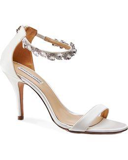 Marla Crystal Strap Sandals