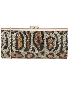Spinale Matching Clutch Bag