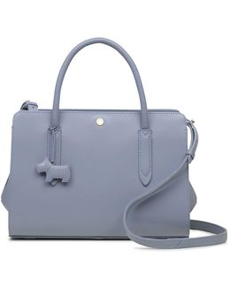 Liverpool Street Medium Zip Top Handbag