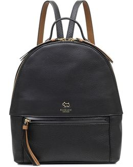 Postman`s Park Medium Zip Backpack