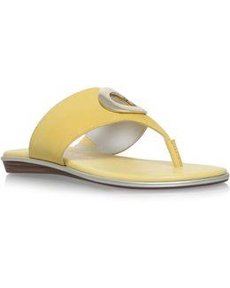 Gia Embellished Sandals