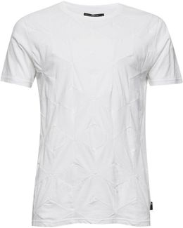 Diamond Patchwork T-shirt