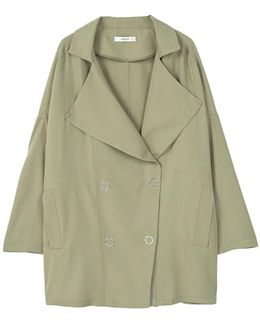 Soft Fabric Trench