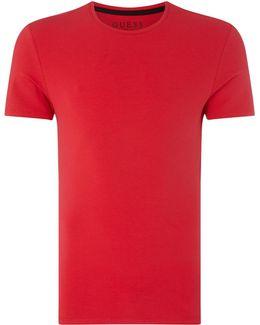 Short Sleeve Crew Neck Tshirt