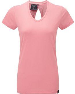 Daisy Womens Dri-release Wool T-shirt