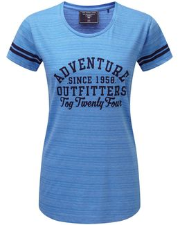 Tulip Womens Deluxe T-shirt Adventure