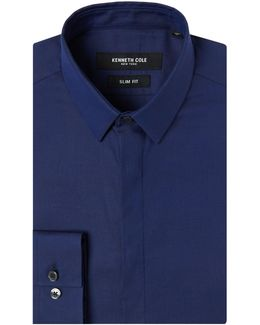 Russell Slim Fit Textured Shirt