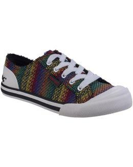 Jazzin Zane Cotton Sneakers